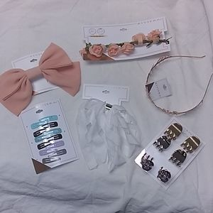 Style Guide by Riviera Hair Accessory Bundle